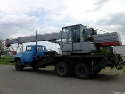 Аренда автокрана Киев. Автокран 10, 14, 25, 40, 50 тонн.