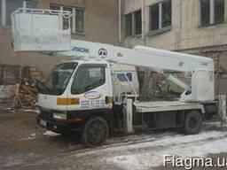 Аренда автовышки в Севастополе