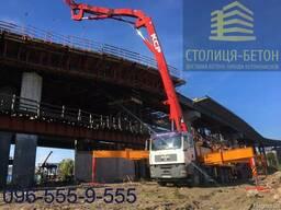 Аренда бетононасоса 58м