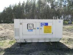 Аренда, прокат дизельного генератора 160 кВт