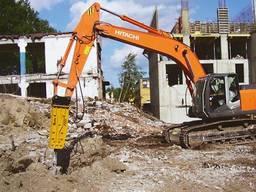 Демонтаж промышленных объектов