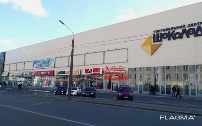 Аренда фасадного торгового помещения