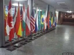 Аренда флагов, флаги стран мира, флаги СНГ, флаг СССР, аренд