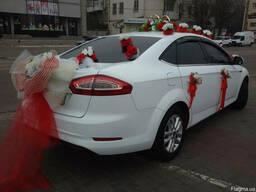 Аренда Форд Мондэо (белоснежного цвета) с водителем - фото 3