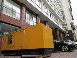 Аренда генератора с низким уровнем шума