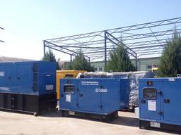 Аренда генераторов SDMO от 14 до 400 кВТ