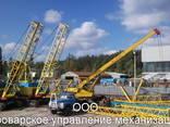 Аренда гусеничного крана МКГ-25БР Киев по Украине. - фото 8