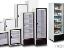 Аренда холодильных витрин. Прокат кондитерских витрин
