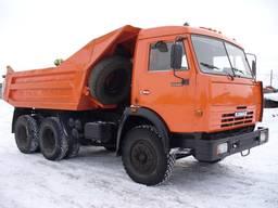 Аренда КамАЗ-55111, 1989