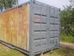Аренда контейнер 20 футовый Харьков