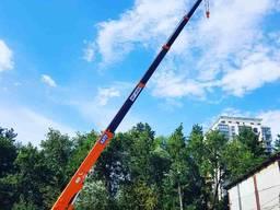 Аренда крана, Автокран 90 тонн Киев.