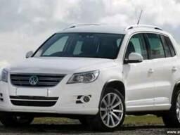 Аренда кроссовера Volkswagen Tiguan