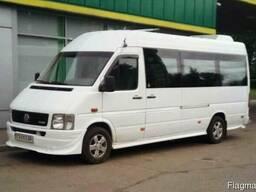 Аренда микроавтобуса, пассажирские перевозки, трансфер