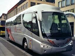 Аренда микроавтобуса Прокат авто Заказать автобус Львов