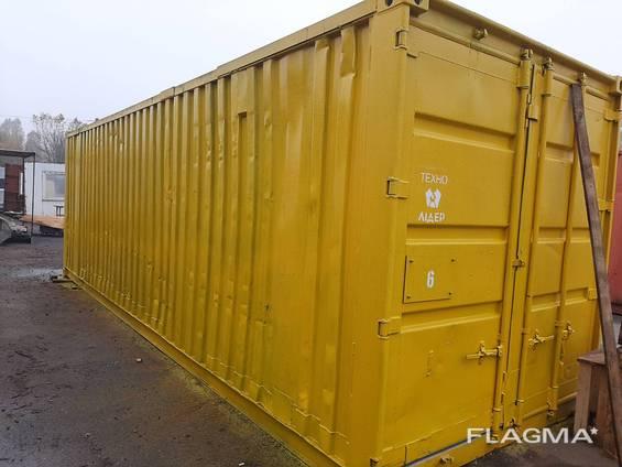 Аренда морского контейнера 27ф,8м