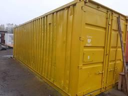 Аренда морского контейнера 27ф, 8м