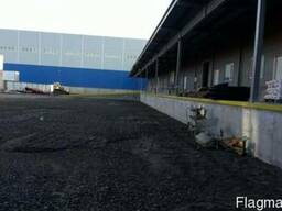Аренда нового склада класс А 1500 м2 Десняский р-н Киев