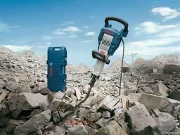 Аренда отбойного молотка, бетонолом Bosch GSH16-28