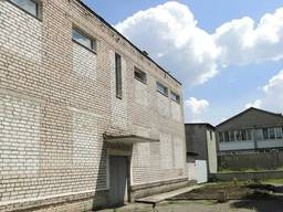 Аренда отдельно стоящего здания под любой вид деятельности 1400 м2 г. Кривой Рог