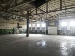 Аренда отличного помещения под склад, производство