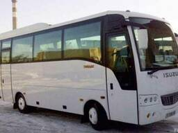 Аренда пассажирских автобусов 5-30мест