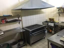 Аренда помещения под кафе, кухню, пищевой цех, кейтеринг. Черниговская