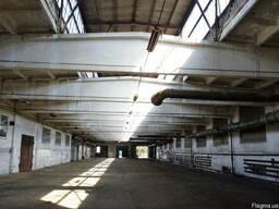 Аренда помещения под производство (склад) 30 - 2 000 м. кв