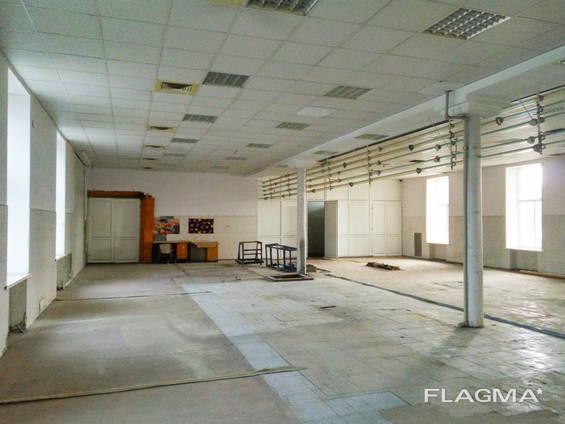 Аренда помещения под производство в Одессе.