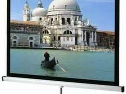 Аренда проектора Toshiba в Николаев экрана аренда флипчарта