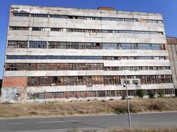 5 грн/м2! Аренда производственно-складского здания с офисами - 5915 м2. Под ремонт!