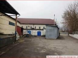 Аренда производственного помещения 1250 м2 Бышев