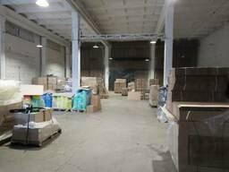 Аренда производственного помещения 600 м2.
