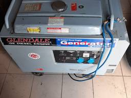 Аренда, прокат дизель-генератора в Полтаве недорого