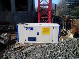 Аренда, прокат дизельного генератора, электростанции 132 кВт