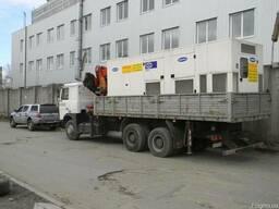 Аренда и прокат дизель генераторов FG Wilson, электростанций