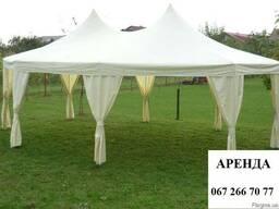 Аренда, прокат фестивальных шатров
