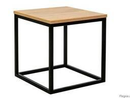 Аренда Прокат Loft лофт журнальный стол Cube