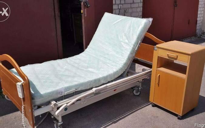 Аренда Прокат Медицинская Кровать для инвалидов с электропри