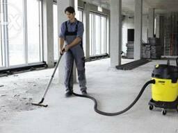 Аренда, прокат строительного пылесоса в Полтаве Karcher NT65