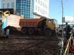 Аренда самосвала Камаз Киев