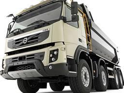 Аренда самосвала 50 тонн Volvo FMX 8×4