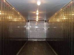 Аренда склад холодильник 26 кв. м/ 67 кубов