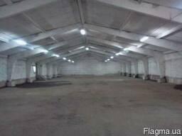 Аренда склада 1200 и 2500 м2 в Буденновском р-н