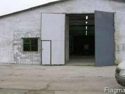 Аренда склада 1600 м2 Борисполь