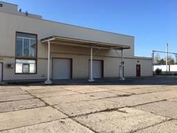 Аренда склада 428 метров - отапливаемые г. Черноморск