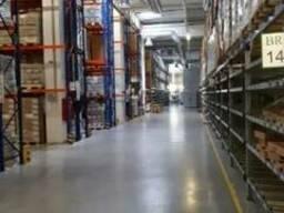 Аренда склада 4350 м2. Святопетровское.