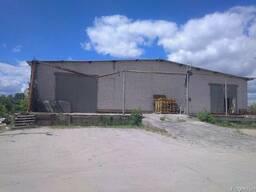 Аренда Склада 560 м2 с крытой рампой ст. м Лесная
