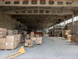 Аренда склада 540 м2 Бортничи.