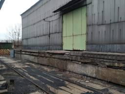 Аренда склада 700 м. кв, Кировский р-н, Донецк