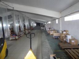 Аренда склада и заключаем договора на хранение
